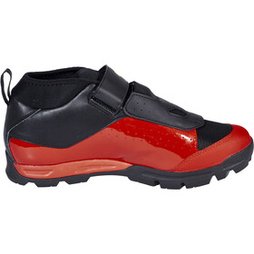 Mavic Deemax Elite - Chaussures Homme - rouge/noir